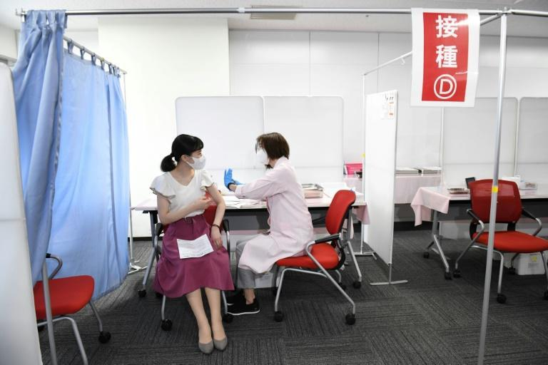 Japan's vaccine rollout has been slower than in many developed countries