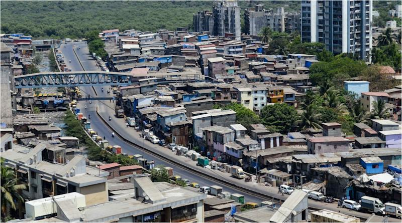COVID-19 Tally in Mumbai's Dharavi Rises to 1,145 With 84 New Coronavirus Cases, Death Toll Stands at 53