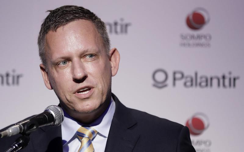 Palantir expected to achieve $22bn valuation despite continuing losses