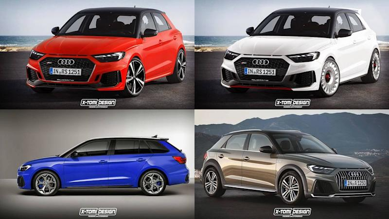 2019 audi rs1 sportback leads rendering frenzy. Black Bedroom Furniture Sets. Home Design Ideas