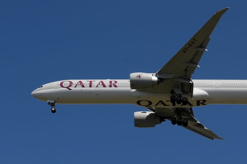 Qatar Airways won't take new aircraft in 2020 or 2021, CEO says