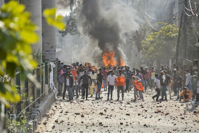 Anti-CAA Protest Site in Jaffrabad Cleared by Police after Northeast Delhi Witnesses Massive Violence