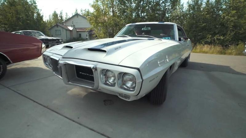 Jim Wangers' 1969 Trans Am 400 Hiding At The North Pole