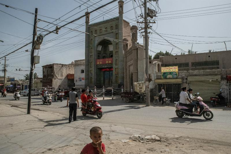 Scarred but Resilient, an Ancient Uighur Town Clings to Its Cultural Past