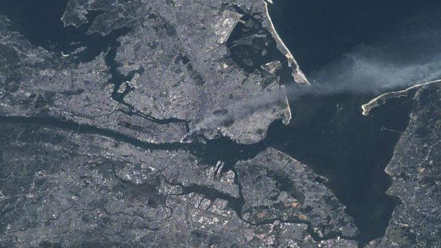 Astronaut Frank Culbertson Saw 9/11 From Space