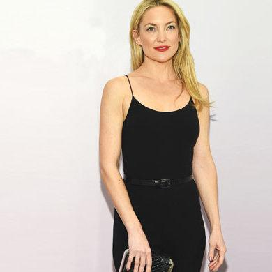Kate Hudson Is Doing a Soup Cleanse