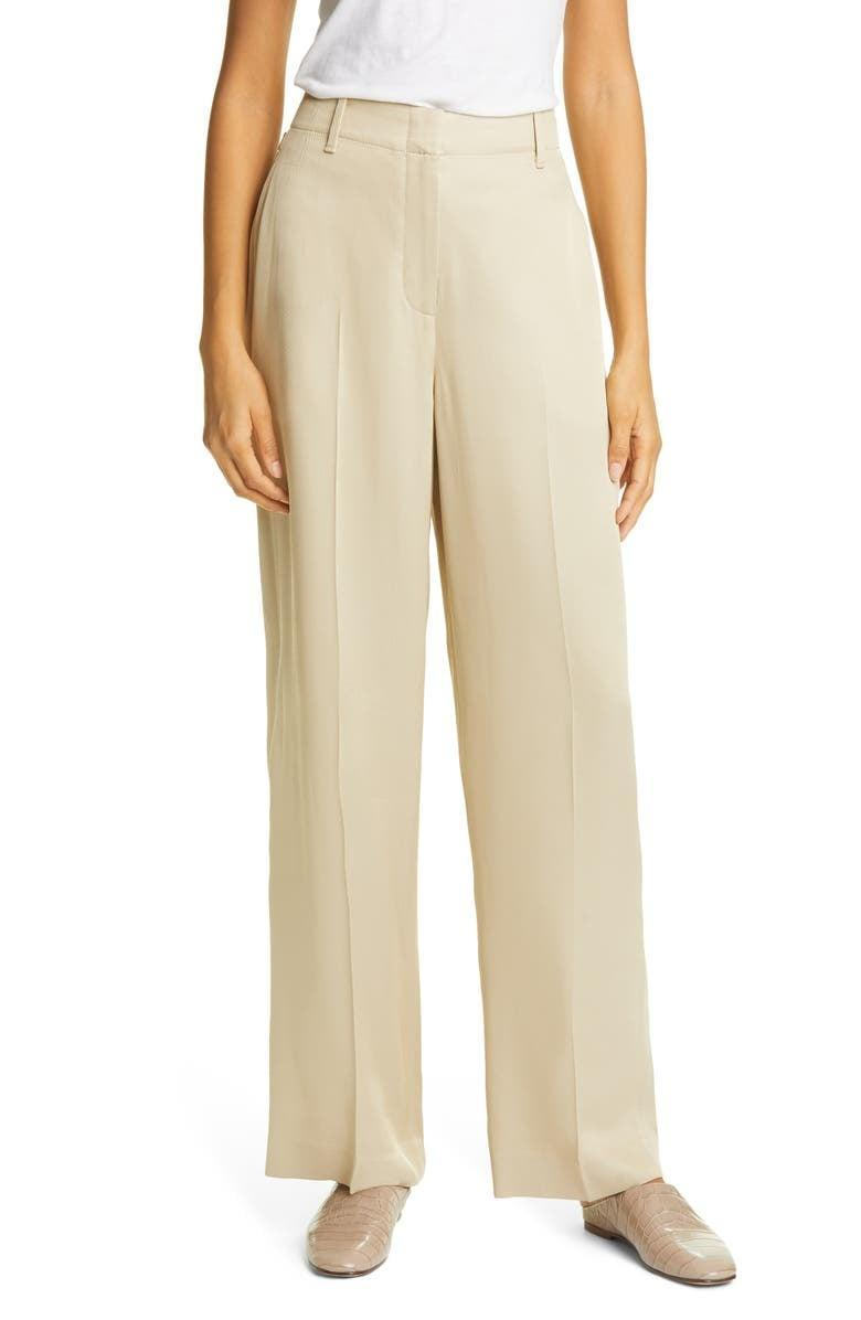 <p>There's something about a pair of sleek, light trousers that are just one of our favorite summer must haves. The <span>Club Monaco Tab Detail Pants</span> ($170) are a stylish cut that will look good with everything from sneakers to loafers.</p>