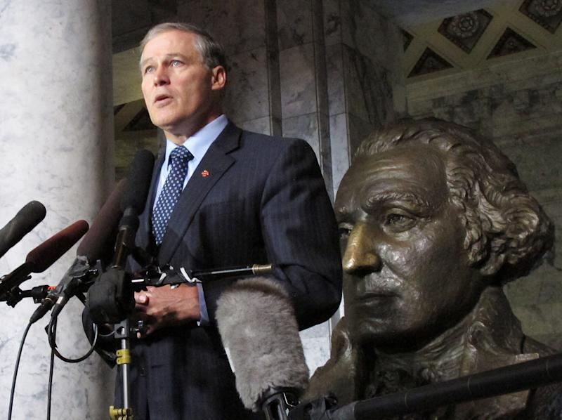Inslee not giving up on transportation package