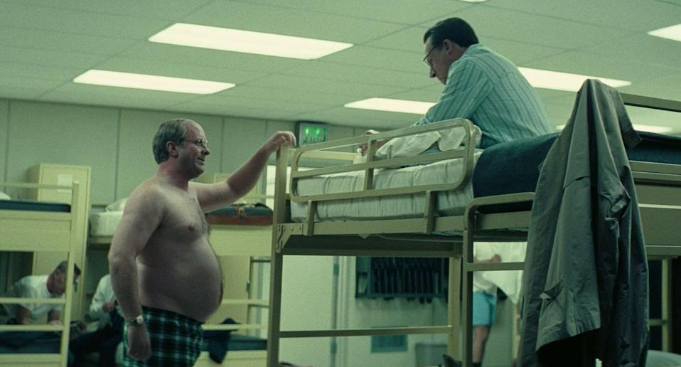 Christian Bale as Dick Cheney in <i>Vice</i> (eOne)