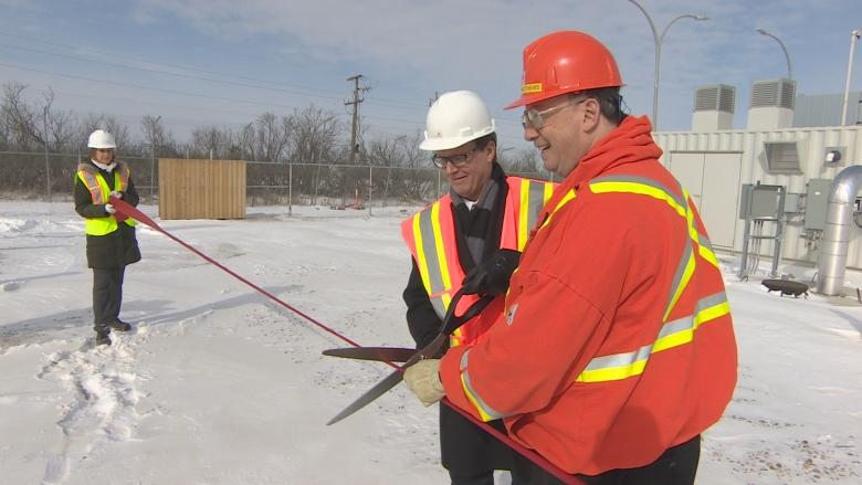 Regina project sees landfill waste converted to electricity