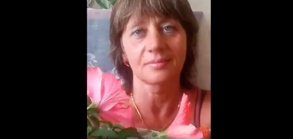 Woman buried alive by bear so it could eat her later
