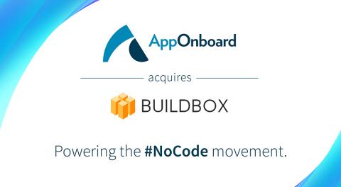 AppOnboard Doubles Down on #NoCode Movement with Acquisition of Buildbox