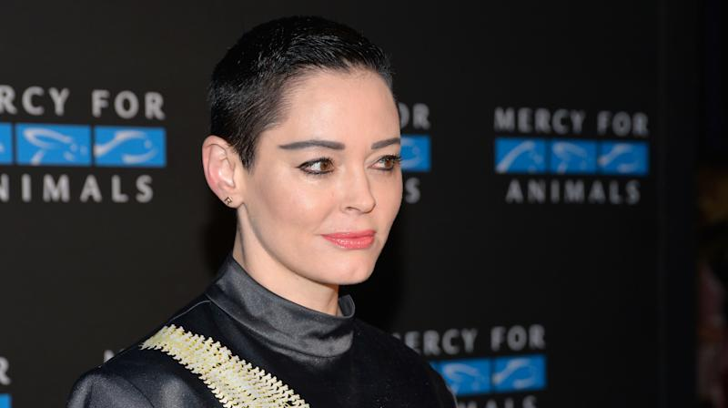 Rose McGowan On Sexual Violence: 'Name It. Shame It. Call It Out.'