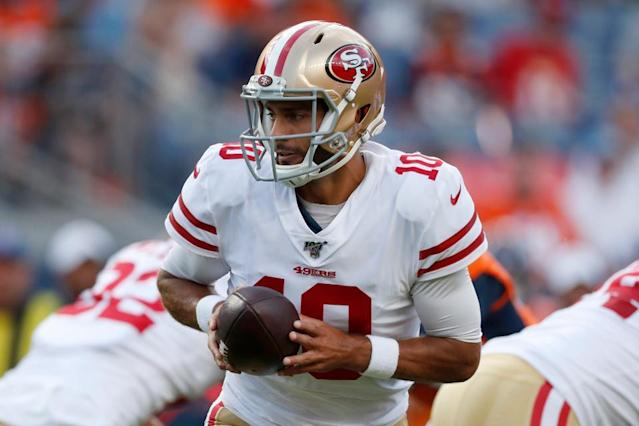NFL Preseason: Previewing 49ers-Chiefs Game