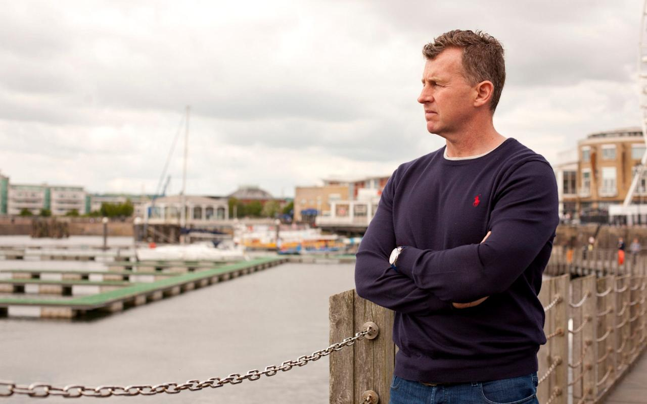 """Nigel Owens, the international rugby union referee, is relaying a deeply personal incident from his work trip to Argentina, last month, for England's summer Test. He had been enjoying a rare day off, and a barbecued banquet laid on for a group of fellow referees on a small island off the coast, when he realised there was nowhere on this small patch of land to discreetly purge himself of his dinner, afterwards - and anxiety kicked in. """"There was only one small cubicle there, which was pretty public,"""" he says. """"People would have heard or seen me. By the time we went back to the shore and I could get to a toilet it was two or three hours later and the food had been digested. """"I tried to make myself sick but hardly anything came up."""" A sleepless night followed, """"feeling down, annoyed and angry with myself for not being able to do it earlier."""" Owens, 46, has suffered from bulimia on-and-off, for nearly three decades. In the two weeks he spent in Argentina, he estimates he made himself sick five times, often sneaking off within minutes of finishing a meal. Nigel Owens is one of the most respected referees in world rugby having won referee of the year in 2015 the same year he officiated that year's World Cup final Credit: David Davies/PA Though known for his no nonsense attitude on the field, it is only now he is seeking professional help for the first time - and laying bare his personal battle in Monday's BBC Panorama: Men, Boys & Eating Disorders, in order to tell the much broader and even more troubling story of a generation of young men in crisis. Eating disorders, which have the highest fatality rate of any mental health illness, are often assumed to be the preserve of teenage girls and young women. But of the estimated 1.6 million sufferers in the UK, around 400,000 are now believed to be men and boys; a figure that is on the up. In 2010, the Royal College of Practitioners registered a 66 per cent jump in male hospital admissions for eating disorders over the previou"""