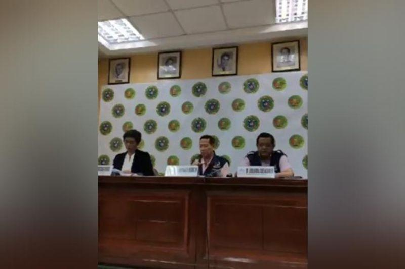 DOH raises 'code red' over Covid-19