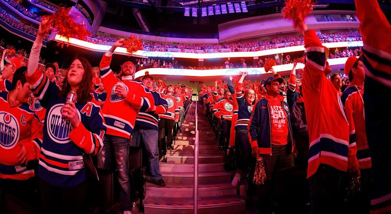 This could please Oilers fans. (Getty)
