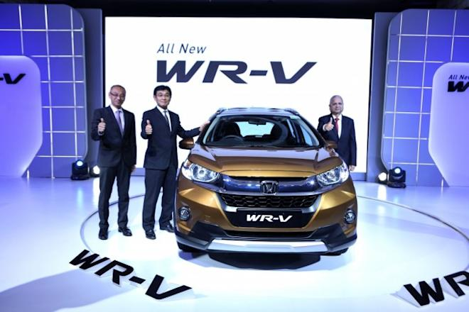 Honda WR-V, WR-V, Honda WR-V bookings, WR-V India