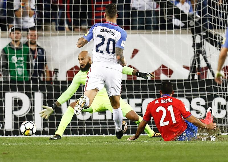 Costa Rica Defeats USA On Its Own Soil