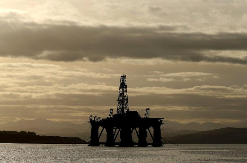 Greenpeace argued against the consent for the drilling rig (Andrew Milligan/PA) (PA Archive)