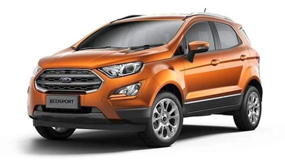 Ford EcoSport becomes cheaper in India by Rs. 39,000