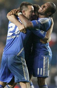 Chelsea's Champions League comeback win is led by the old guard, to the dismay of Abramovich