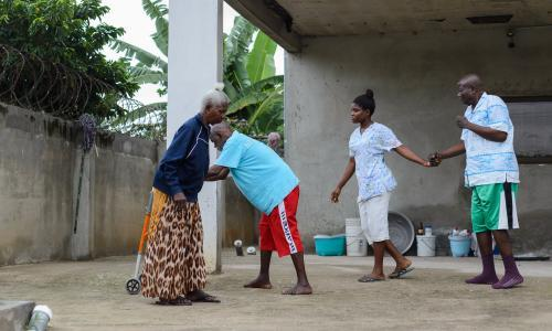 'A lot of benign neglect': how Ghana's social changes are isolating older people
