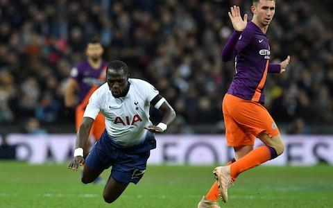 Aymeric Laporte -Tottenham vs Manchester City, player ratings: Who looked like champions and who played like also-rans? - Credit: GETTY IMAGES