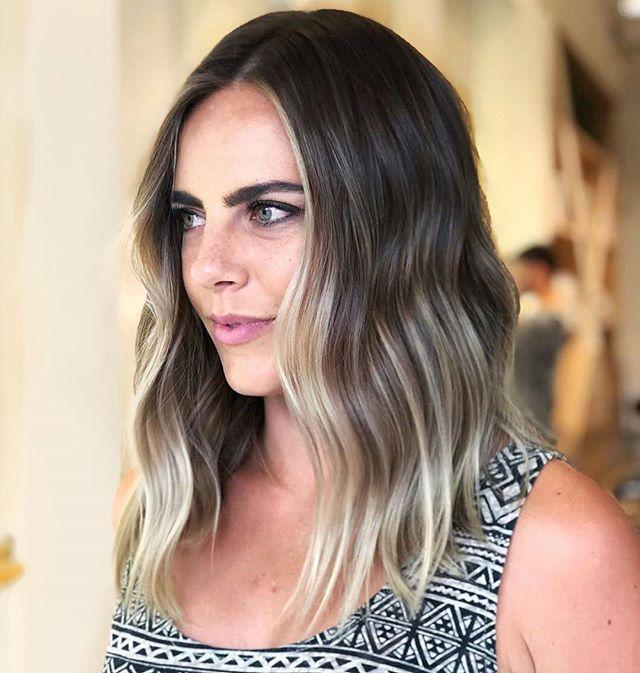 """<p>Tiny highlights around your face add a sun-kissed finish and lighten up your look without being too harsh or being too obvious when it grows out.</p><p><a href=""""https://www.instagram.com/p/CC1C3phJxjA/?utm_source=ig_embed&utm_campaign=loading"""" rel=""""nofollow noopener"""" target=""""_blank"""" data-ylk=""""slk:See the original post on Instagram"""" class=""""link rapid-noclick-resp"""">See the original post on Instagram</a></p>"""