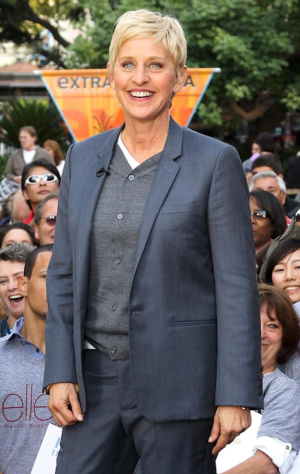 Ellen DeGeneres turns 54 on January 26.