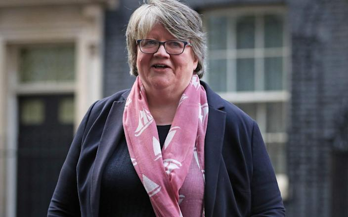 Therese Coffey: I take the Prime Minister on his word - PA