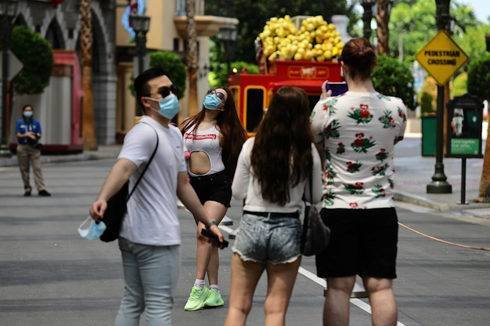 The Singapore government will be setting aside $320 million in tourism credits, called SingapoRediscovers Vouchers. (PHOTO: Getty Images)