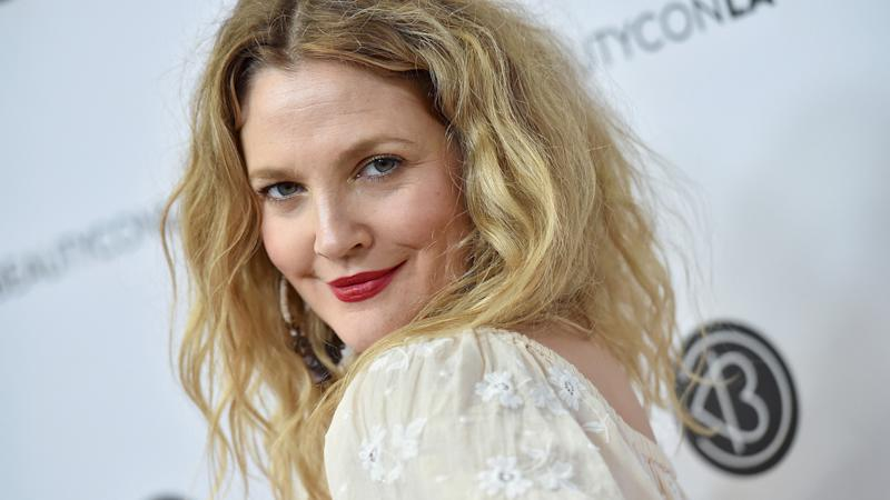 Drew Barrymore's White Blazer Look Is an Unexpected Twist on a Fall Trend