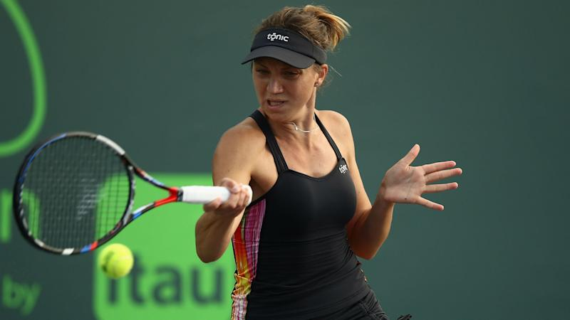 Ferro shocks Cornet for first WTA win — WTA roundup