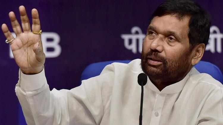 Service Charge at Restaurants Is Totally Voluntary, Says Paswan