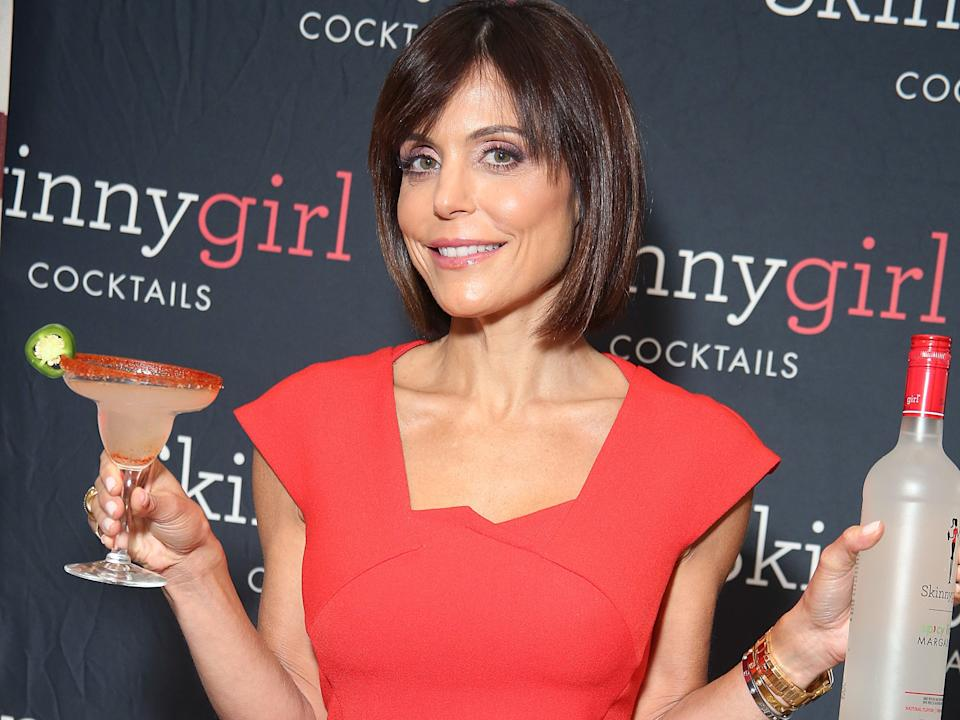 """Bethenny Frankel was on """"The Real Housewives of New York."""""""