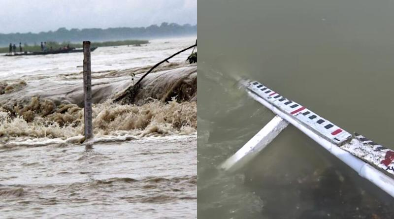 Brahmaputra River's Water Level Rising 2 CM Per Hour in Guwahati Due to Heavy Rainfall, Central Water Commission Alerts Govt in Assam