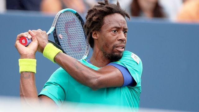 Monfils is known for his trickery. Image: Getty