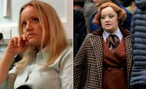 <p>Flame of wig, The Office star plays Wonder Woman/Diana Prince sidekick Etta in the new DC movie. </p>