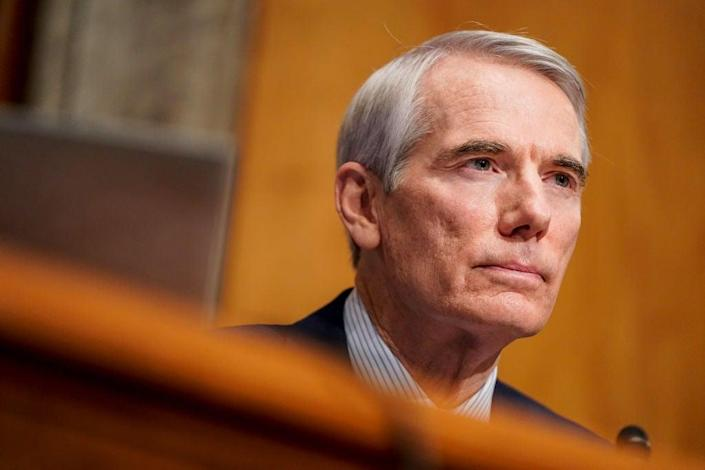 Ohio Senator Rob Portman's retirement represents an opportunity for lots of different people. (Getty Images)