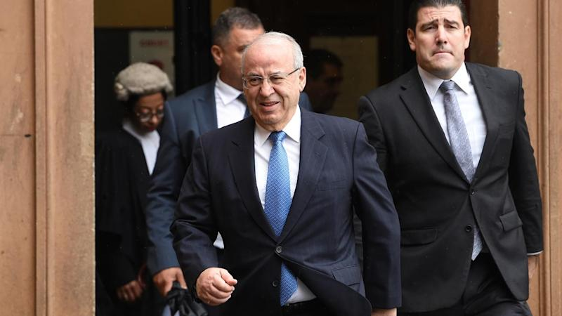 Obeid was bound by law, not code: Crown