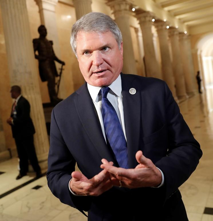 Texas Rep. Michael McCaul has ramped up his reelection efforts after a tight race in 2018.