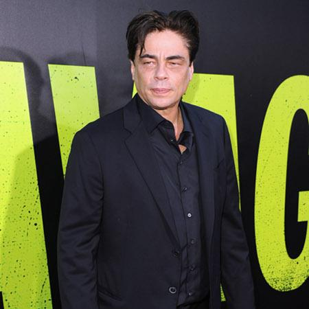 Benicio Del Toro: I'm a great killer