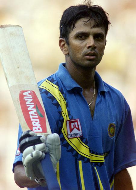 "Dravid was voted as the Pantaloon Cricketer of the Year (1996-97) even though he was dropped from the ODI team. The late Mushtaq Ali said at the time, """"He (Dravid) is a great batsman. To say that he can't bat in one-dayers is totally wrong. A good batsman like Rahul, can adjust to both forms of the game."""