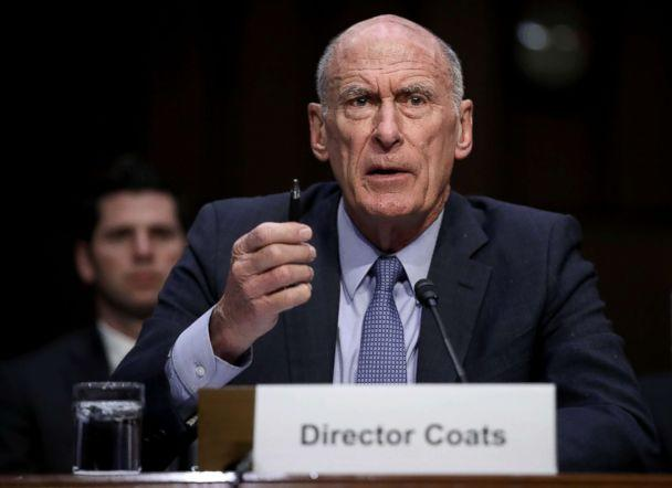 PHOTO: Director of National Intelligence Daniel Coats answers questions during a hearing held by the Senate Armed Services Committee, March 6, 2018, in Washington. (Win McNamee/Getty Images)