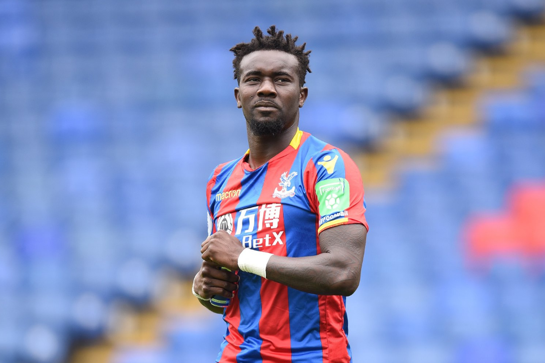 Pape Souare's 'incredible bravery' helped him overcome career-threatening injuries, says Alan Pardew