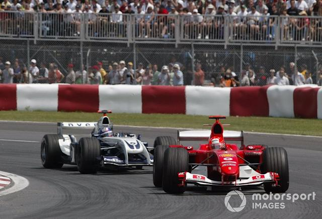 "GP de Canadá 2004 <span class=""copyright"">Steve Etherington / Motorsport Images</span>"