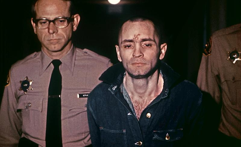 "Charles Manson was seen as a guru by some of his devotees but the prosecutor who sent him to prison said he was nothing more than a ""sophisiticated con man"" (AFP Photo/Handout)"