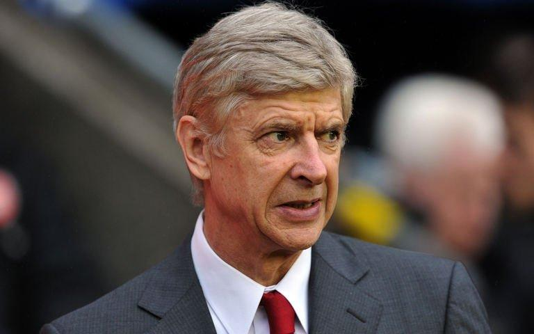 Arsenal's manager Arsene Wenger in Wigan, north-west England on December 22, 2012