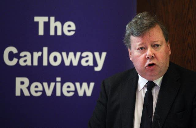 The Carloway Review